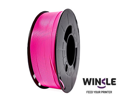 PLA-HD ROSA FLUORESCENTE 175 mm Materials3d Winkle Noroeste 43 A Coruña